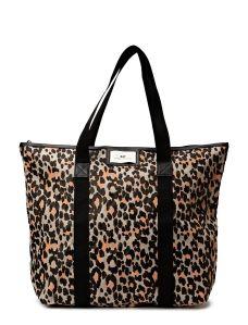 day gweneth printed bag safaribeige